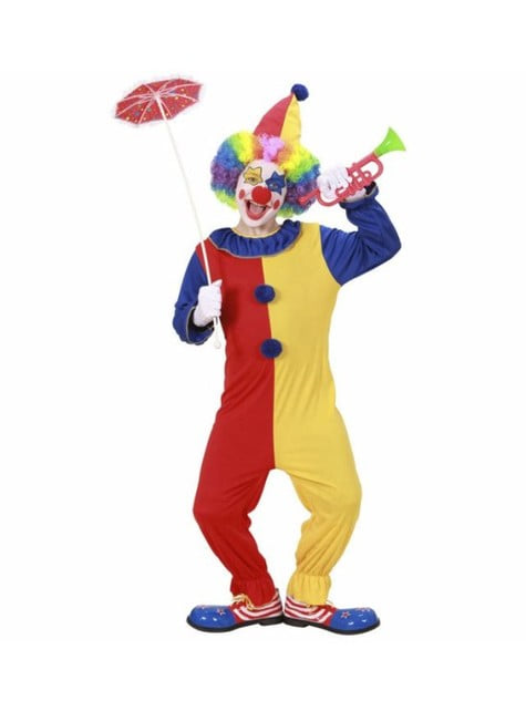 Clown costume for a child