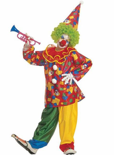 Fun clown costume for a child