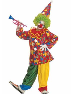 Rolig clowndräkt till spädbarn