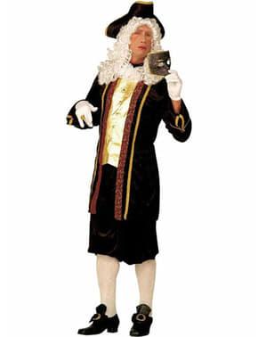 Venetiansk Aristokrat Kostyme for Mann