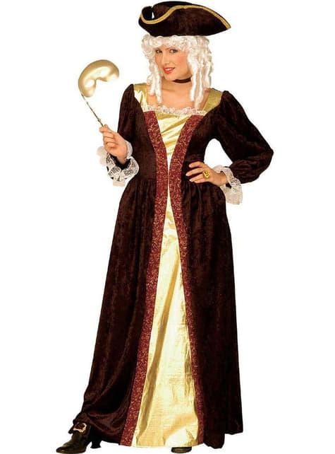 Ενετικό Lady Κοστούμια
