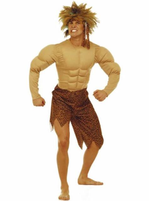 Disfraz de hombre de la jungla para hombre