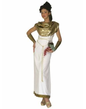 Grekisk gudinna kvinnodräkt