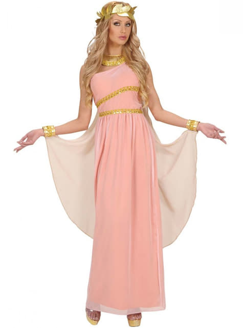 Aphrodite Kostyme for Dame
