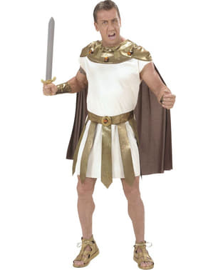 Roman soldier costume for a man