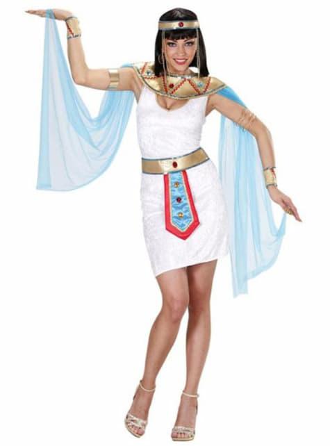 Ägypterin Kleopatra Kostüm für Damen