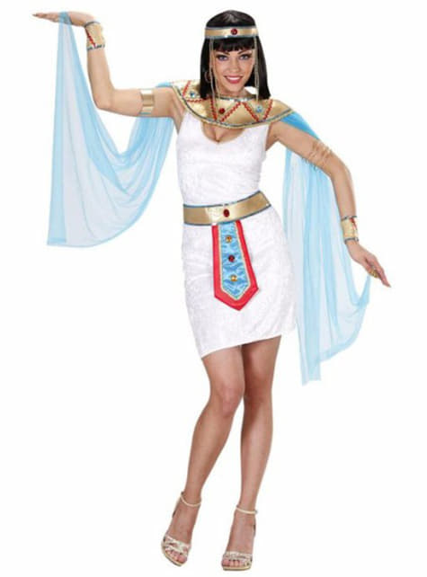 Cleopatra Egyptian costume for a woman