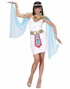 Fato de Cleópatra egípcia para mulher