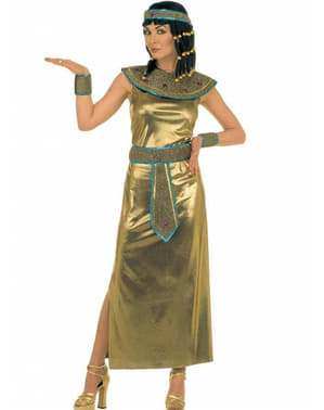 Cleopatra empress costume for a woman