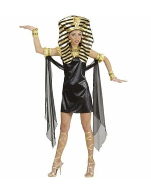 Kleopatra fra det gamle Egypten kostume til kvinder