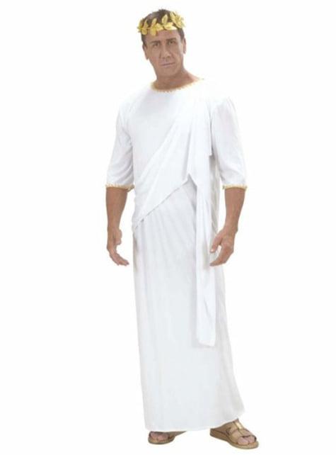 Unisex rímsky kostým z tógy