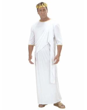 Costume toga romana unisex