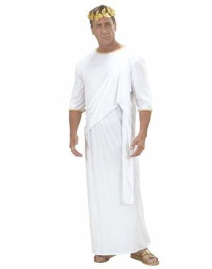 Unisex Romersk Toga Kostyme