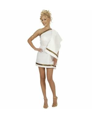 Szexi görög ruha egy nőnek
