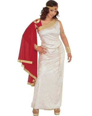 Romersk Lucila kvinnodräkt