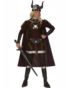 online store 2c8d1 1931e Vikingakrigare kvinnodräkt