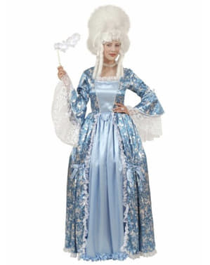 Barokni stil kostim za žene
