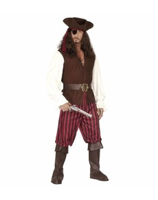High Seas Buccaneer Costume For A Man