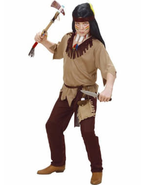 Cherokee-intiaaniasu pojille