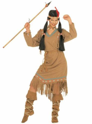 disfraz de india pluma roja para mujer  prar online en