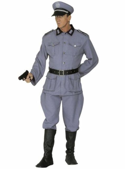 Disfraz de soldado alemán para hombre