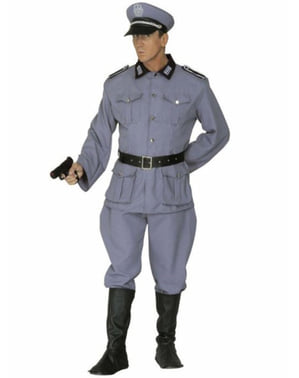 Pánsky kostým nemeckého vojaka