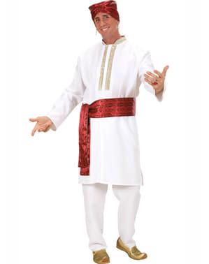 Costume da stella di Bollywood per uomo