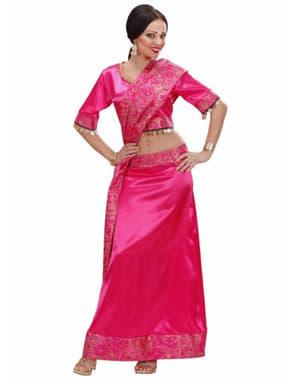 Bollywoodstjärna kvinnodräkt
