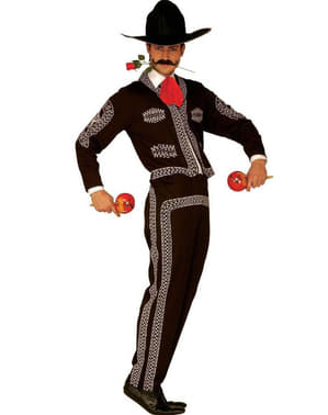 Costume da mariachi per uomo