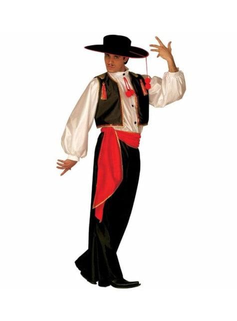 Fato de dançarino para homem
