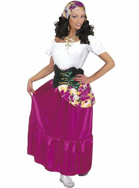 Цигански костюм за жена