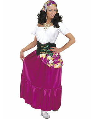 Kostium Esmeralda damski