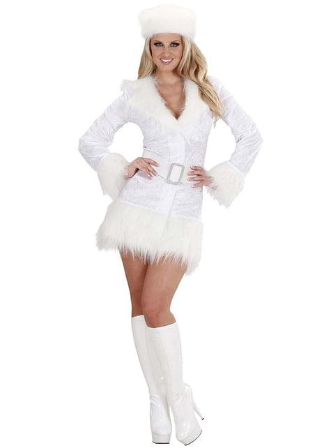 Сексуальна російський костюм для жінки
