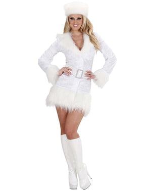 Costum de rusoaică sexy pentru femeie