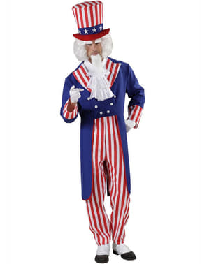 Uncle Sam costume for a man
