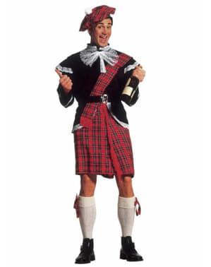 Costume da scozzese per uomo