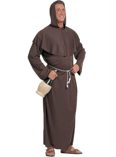 Disfraz de monje para hombre