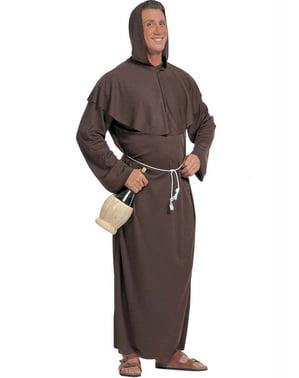 Mönch Kostüm für Herren