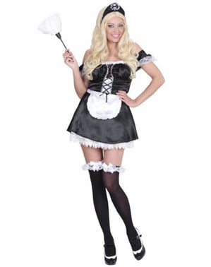 Sexy maid costume for a woman