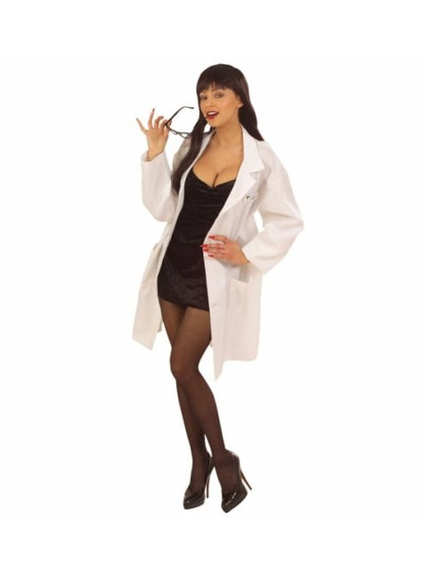 Disfraz de ginecólogo