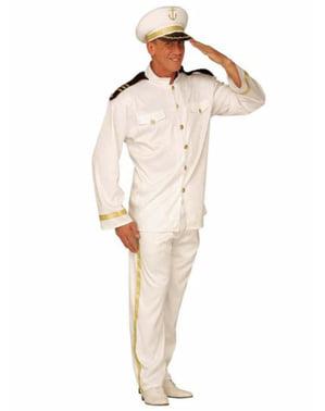 Kostium kapitan ze wzburzonego morza