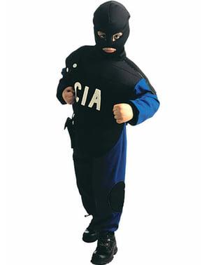 Disfraz de agente de la CIA para niño