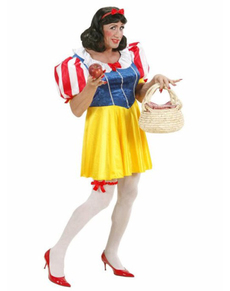 Snow White costume for a man