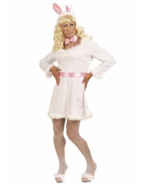 Kostuum speels konijnte voor mannen