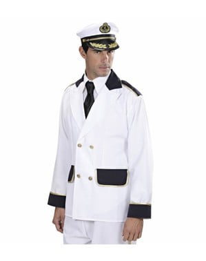 Kurteczka kapitan męska