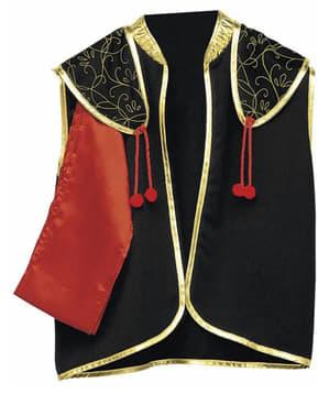 Kit costume da torero per uomo