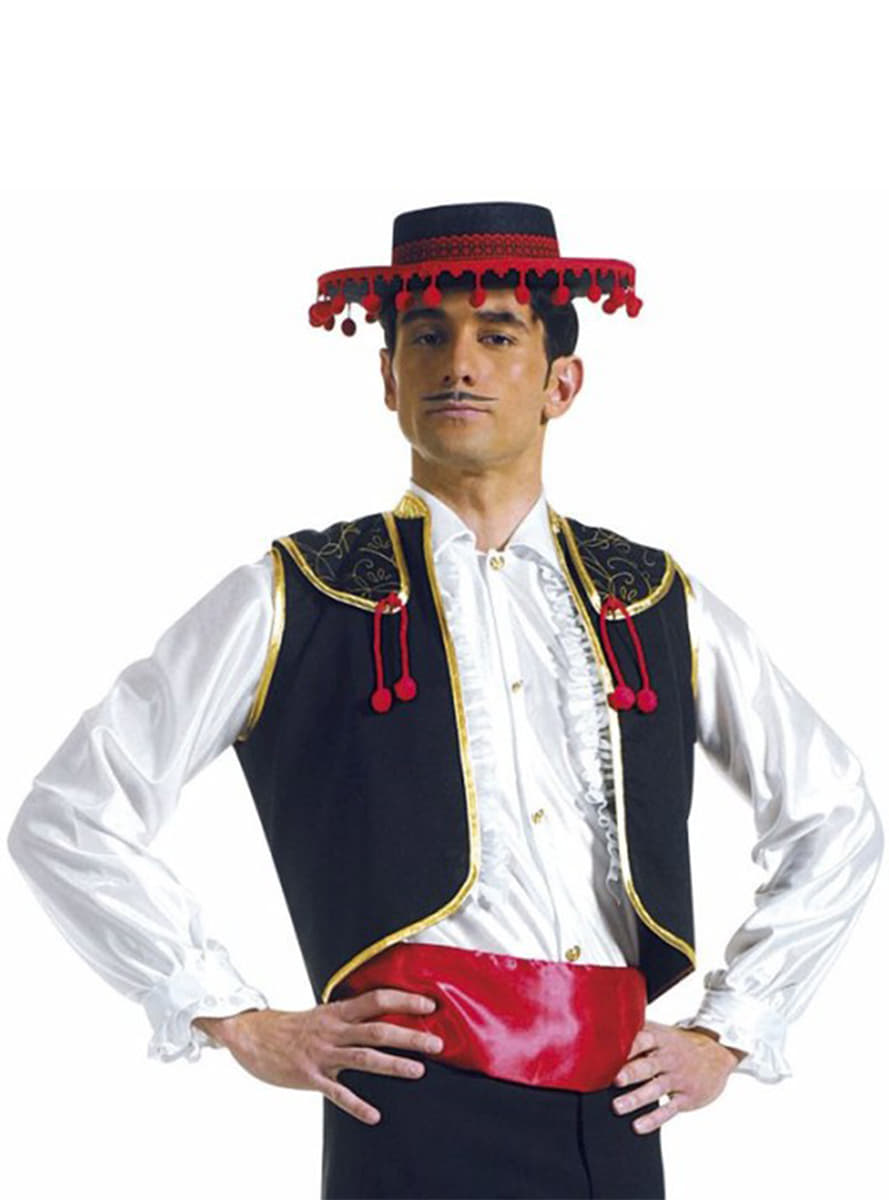 Bullfighter Costume Kit For A Man Express Delivery