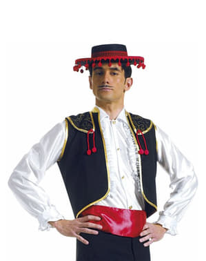 Kit disfraz de torero para hombre