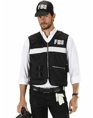 Kit disfraz de CSI para hombre