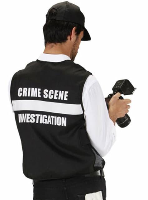 CSI costume kit for a man